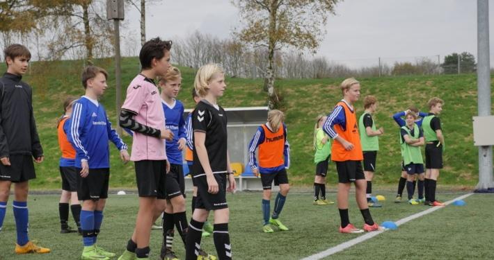 Fodboldcamp Rønde Efterskole