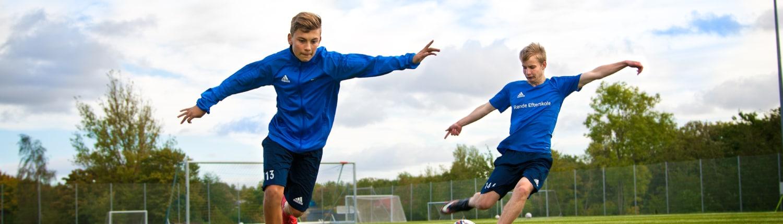 Fodboldlinje Rønde Efterskole