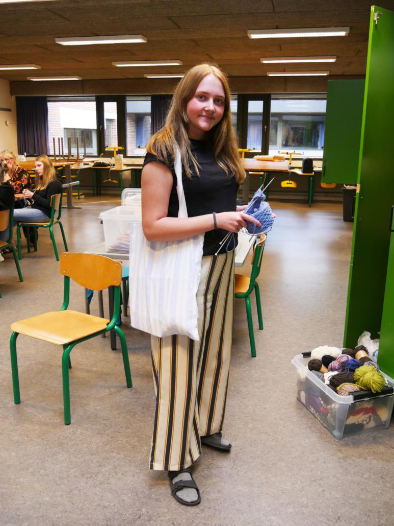 Kreativt design på Rønde Efterskole