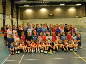 Badmintoncamp 2020